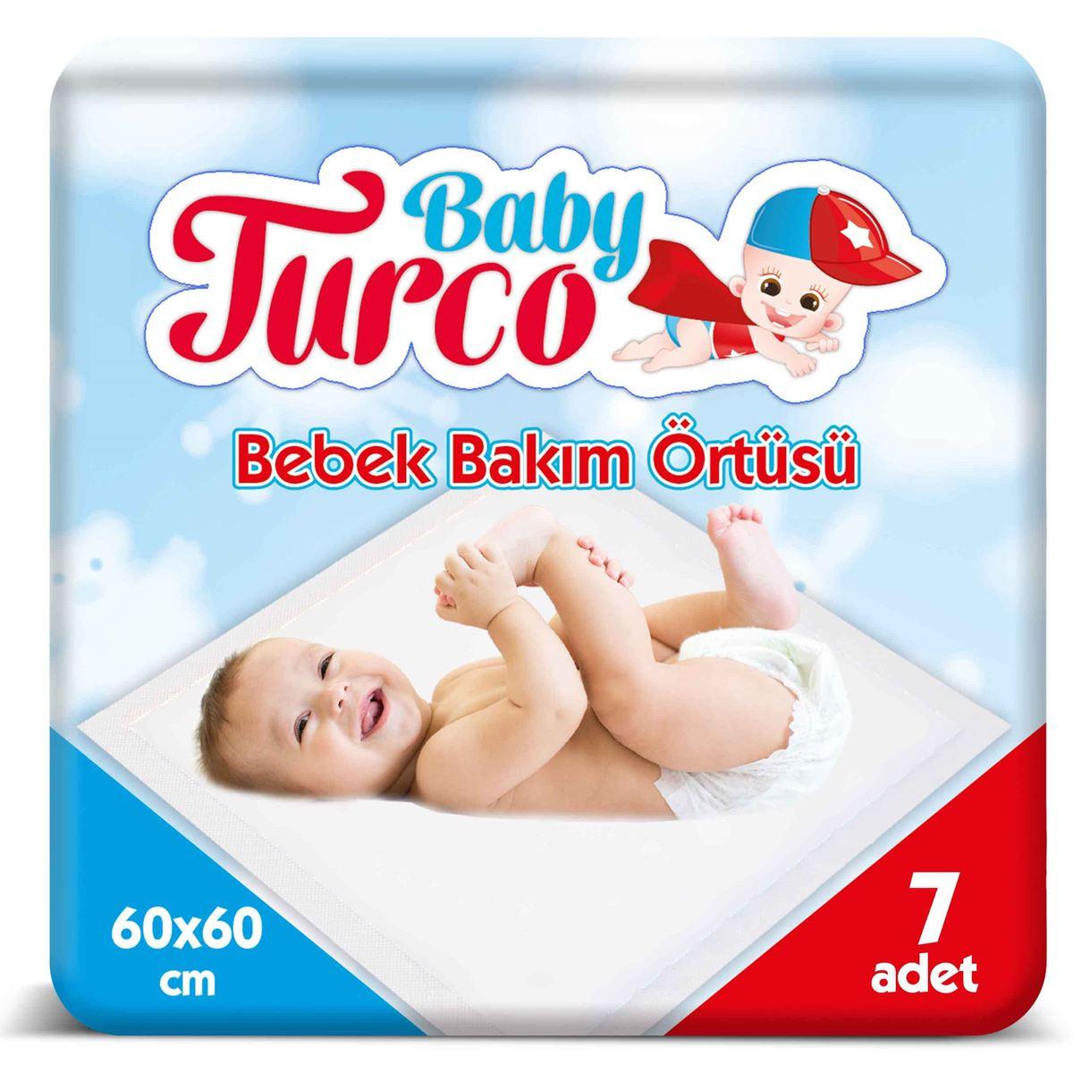 BABY TURCO BEBEK BAKIM ÖRTÜSÜ