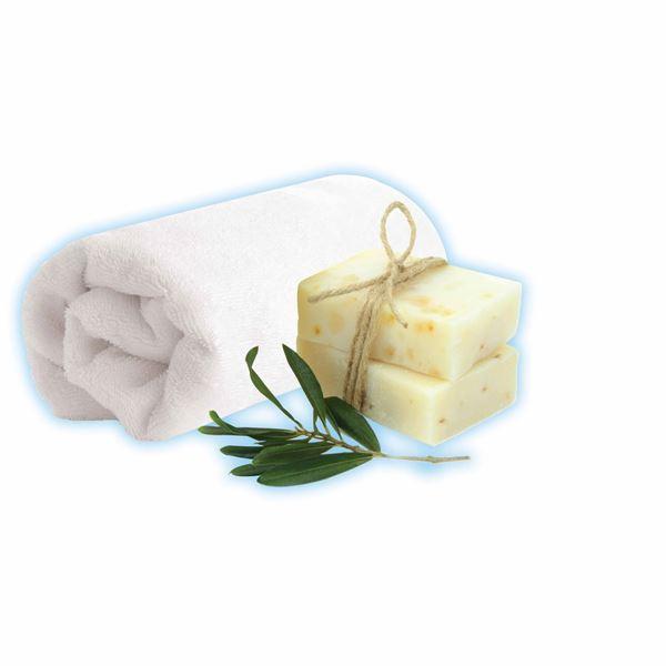 Baby Turco Beyaz Sabun Kokulu Islak Havlu 12X90 lı
